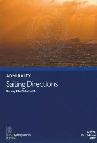 NP57A - Admiralty Sailing Directions: Norway Pilot Volume 2A